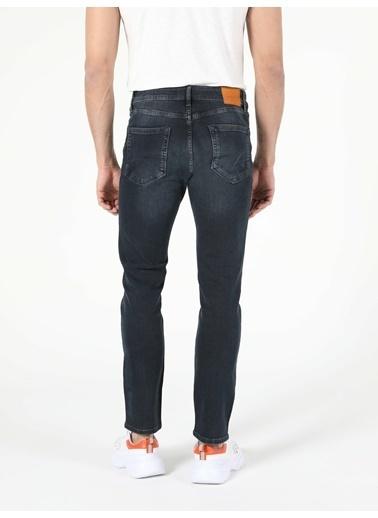 Colin's 035 Ryan Yüksek Bel Dar Paça Skinny Fit Lacivert Erkek Jean Pantolon İndigo